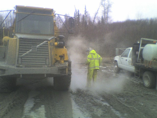 Straightline: Street Sweeping, Sealcoating and Pavement Marking in Anchorage - Gallery Item #7