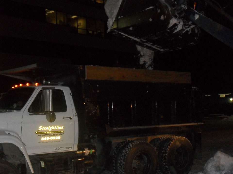 Straightline: Street Sweeping, Sealcoating and Pavement Marking in Anchorage - Gallery Item #25